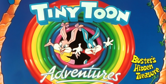 Tiny Toons - Buster's Hidden Treasure Game