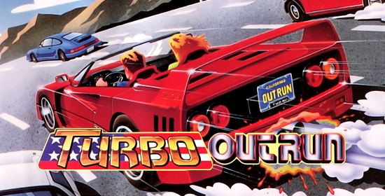 Turbo Outrun Game