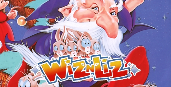 Wiz 'n' Liz Game