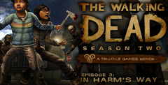 The Walking Dead: Season Two Episode 3 - In Harm's Way