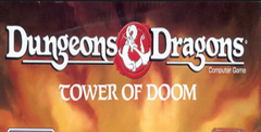 D & D Tower Of Doom