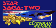 Star Saga Two-The Clathran Menace