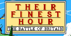 Their Finest Hour-The Battle Of Britain