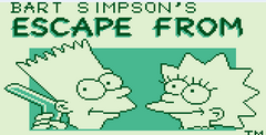 Bart Simpson Escape From Camp Deadly
