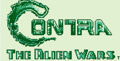 Contra The Alien Wars
