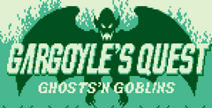 Gargoyle's Quest: Ghosts 'n Goblins