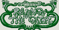 Pinball: Revenge of the 'Gator