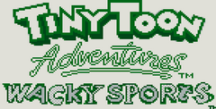 Tiny Toon Adventures: Wacky Sports