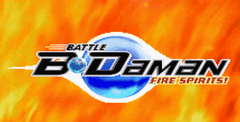 Battle B-Daman: Fire Spirits!