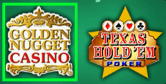 Golden Nugget Casino & Texas Hold 'Em Double Pack