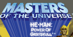 He-Man: Power of Grayskull