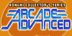 Konami Collector's Series: Arcade Advanced
