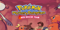 Pokemon Mystery Dungeon: Red Rescue Team