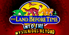 The Land Before Time: Into the Mysterious Beyond