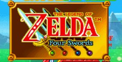 Legend of Zelda, The - A Link To The Past with Four Swords