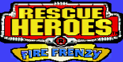 Fisher Price Rescue Heroes Fire Frenzy