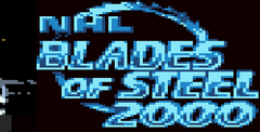 NHL Blades of Steel 2000