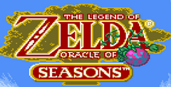 The Legend of Zelda: Oracle of Seasons