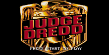 Judge Dredd - The Movie