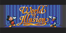 Mickey Mouse - World of Illusion