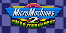 Micro Machines 2 - Turbo Tournament