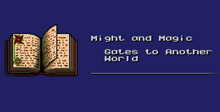 Might and Magic 2 - Gates to Another World