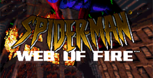 Spider-Man - Web of Fire 32X