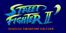 Street Fighter 2 Special Champion Edition