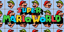 Super Mario World screenshots
