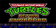 Teenage Mutant Ninja Turtles - Return of the Shredder screenshots