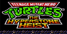 Teenage Mutant Ninja Turtles - The Hyperstone Heist screenshots