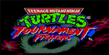 Teenage Mutant Hero Turtles - Tournament Fighters screenshots
