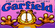 Garfield Caught In The Act