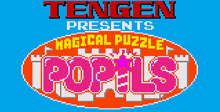 Magical Puzzle Popils