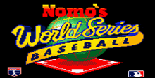 Nomo World Series Baseball