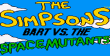 Simpsons Bart Vs Space Mutants