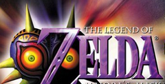 The Legend Of Zelda Gaiden/Majora's Mask