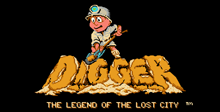 Digger: Legend of the Lost City