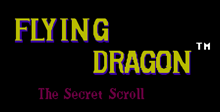 Flying Dragon: The Secret Scroll