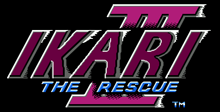 Ikari Warriors 3: The Rescue