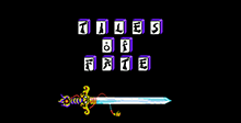 Tiles of Fate