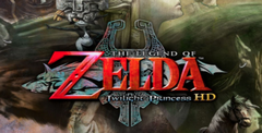 Link once again needs to save the land in The Legend of Zelda: Twilight Princess. If you want a more dark and brooding Zelda game Twilight Princess is what you have been looking for all this time!