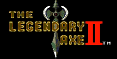 Legendary Axe 2