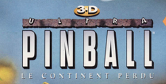 3-D Ultra Pinball: The Lost Continent