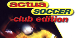 Actua Soccer: Club Edition