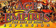Age of Empires Expansion: The Rise of Rome