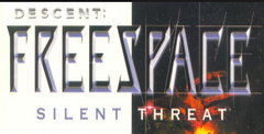 Descent: Freespace-Silent Threat