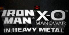 Iron Man/X-O Manowar in Heavy Metal