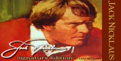 Jack Nicklaus Golf & Course Design: Signature Edition