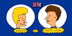 MTV's Beavis and Butt-Head: Do U